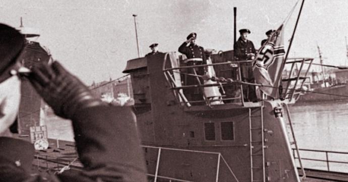 Majdnem Texasig jutott a Kriegsmarine tengeralattjáró