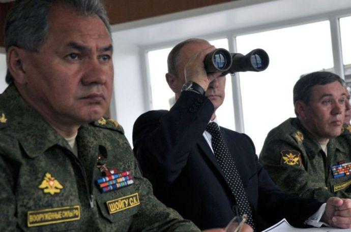 Külföldieket vár Putyin az orosz hadseregbe