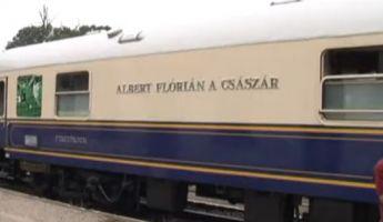 Első útjára indult az Albert Expressz