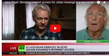 Assange letiltása az internetről és a Szkripál-féle mérgezési ügy igazi háborút kockáztató propagandaháború részei