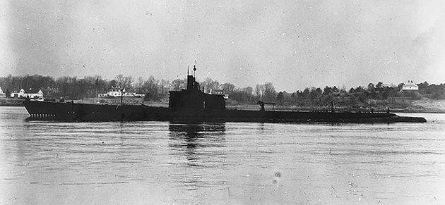 1943-ban eltűnt amerikai tengeralattjárót találtak meg Délkelet-Ázsiában