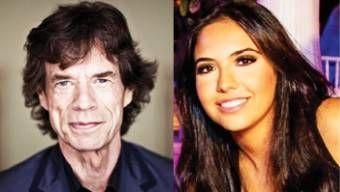 Mick Jagger 52 évvel fiatalabb nőnek udvarol