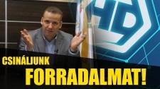 """Toroczkai: 2021-ben a közösségi médiát kell megostromolni – irány a Hundub, a """"magyar Facebook""""!"""