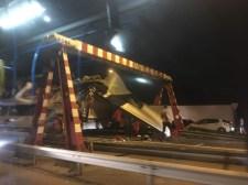 Sok sérültje van a fővárosi buszbalesetnek