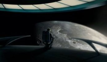 Élő tévéközvetítés az űrből!
