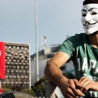 Az Anonymus az Iszlám Állam támogatásáért támadja a törökországi szervereket