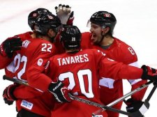 Címvédésre készül a kanadai jégkorong-válogatott Szocsiban