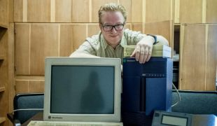 Így nem lett világsiker a magyar kazettás floppy