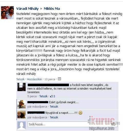 """""""Nem kértek sokat, csak szavazzunk rájuk"""" – egy törökszentmiklósi cigány és a Fidesz szerelmi vallomása"""