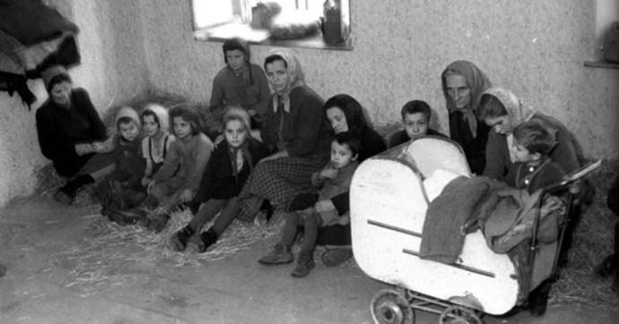 Magyarok százezreit tartották szlovákiai kényszermunkatáborokban a háború után