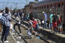 Durvul a helyzet Macedóniában