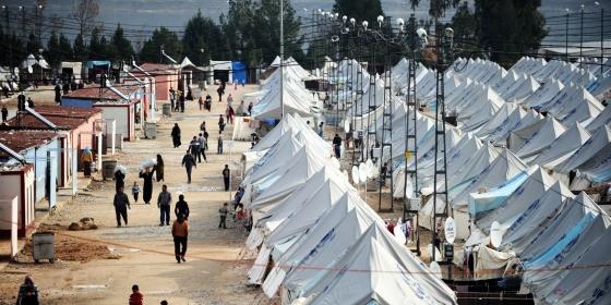 A szír menekültek 90 százaléka nem akar Európába jönni