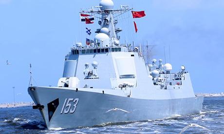 Közös egyiptomi-kínai hadgyakorlatot tartottak a Földközi tengeren