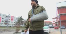 Megtámadták a segíteni érkező mentőosztagot a diószegi romatelepen
