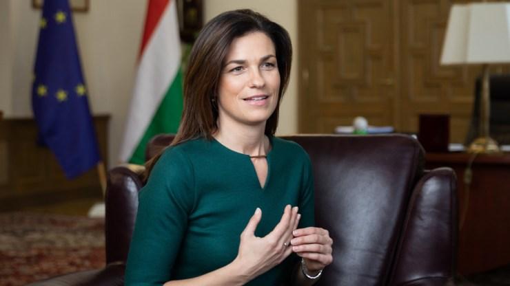 Varga Judit: sajnálatos, hogy Európát liberális gőzhenger tartja nyomás alatt
