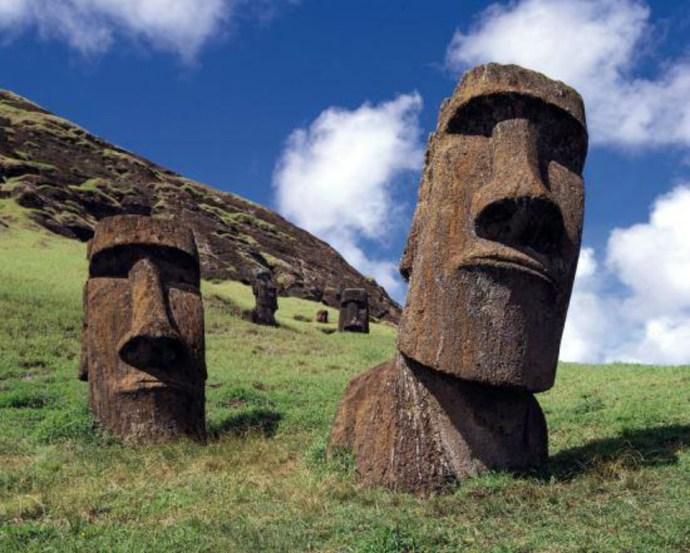 Kideríthették a Húsvét-szigetek óriási szoborfejeinek titkát