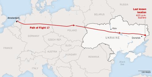 Miért repült a maláj gép a megszokottnál északabbra és alacsonyabban?