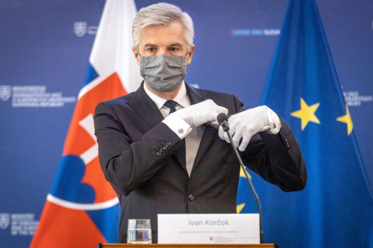 Diplomáciai jegyzéket küldött a szlovák külügy Magyarországnak