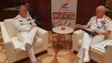 A közeljövőben Olaszországba látogat az iráni flotta
