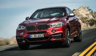 Kecses behemót – az új BMW X6 bemutatkozik