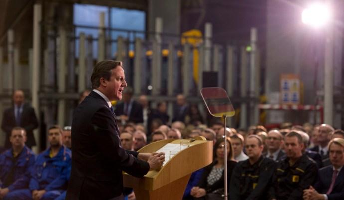 Cameron megsértette a cseheket és a lengyeleket