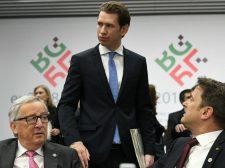 Kurz osztrák kancellár: Közép-Kelet-Európának nem lehet Brüsszelből vagy Strassbourgból diktálni