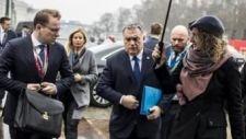 EU-csúcs – Orbán: nem hagyjuk a migránsok beengedését