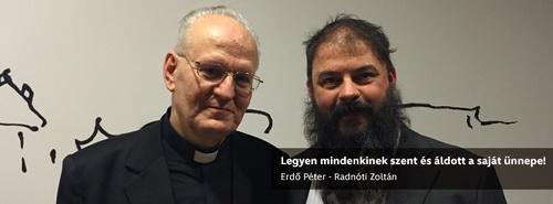 Erdő (Grünwald) Péter nem velünk, keresztényekkel ünnepli a karácsonyt?