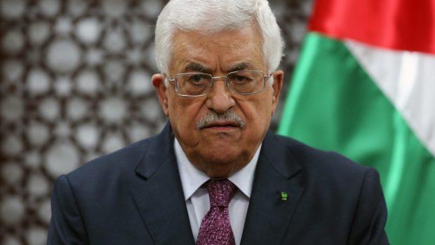 A palesztin elnök elutasította Mike Pompeo telefonhívását
