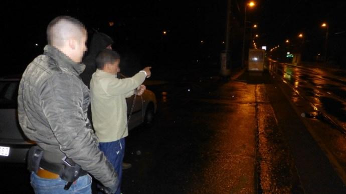 Ez a törpe cigány erőszakolt meg két magyar nőt Miskolcon