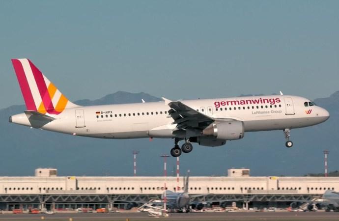 Lezuhant egy Barcelonából Düsseldorfba tartó repülő