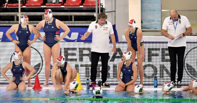 Olimpiai kvótát szerzett a női vízilabda-válogatott