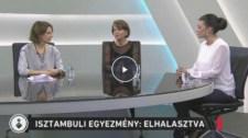 Baló György diszkriminatív televíziós vitát rendezett az Isztambuli Egyezményről
