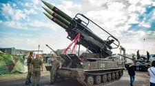A hadsereg a szlovák légelhárító rendszert is bemutatta Szliácson (Képek)