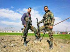 Harapófogóban a kelet-ghoutai iszlamisták (videó)