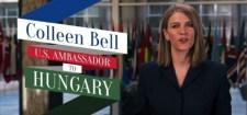 Bayer Zsolt: A szőke nagykövet asszony