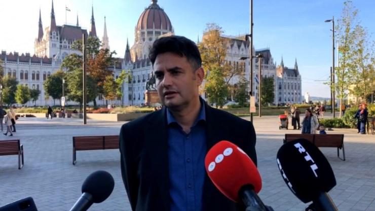 Hivatalos: az MSZP Márki-Zay Pétert támogatja