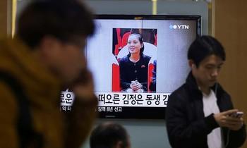 Kim Dzsongun magas pozícióba ültette a húgát