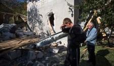Doneckben és elővárosaiban lövegek robbannak