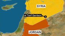 Blokád alá vonták az Al-Tanfban található amerikai támaszpontot