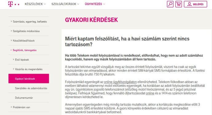 Beperelte a Telekomot az ügyészség – a kormány stratégiai partnere 750 forintos sms-ekkel károsította meg ügyfeleit