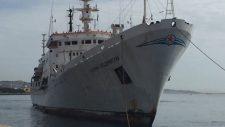 Újabb katonai eszközöket szállító orosz hajó tart Szíria felé (képek)