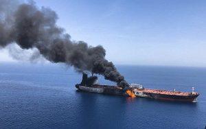 Izrael a felelős egy iráni felderítő hajó elleni robbantásért