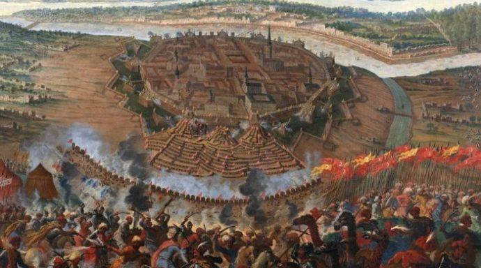 Az 1683. évi nagy török hadjárat története: Bécs ostroma