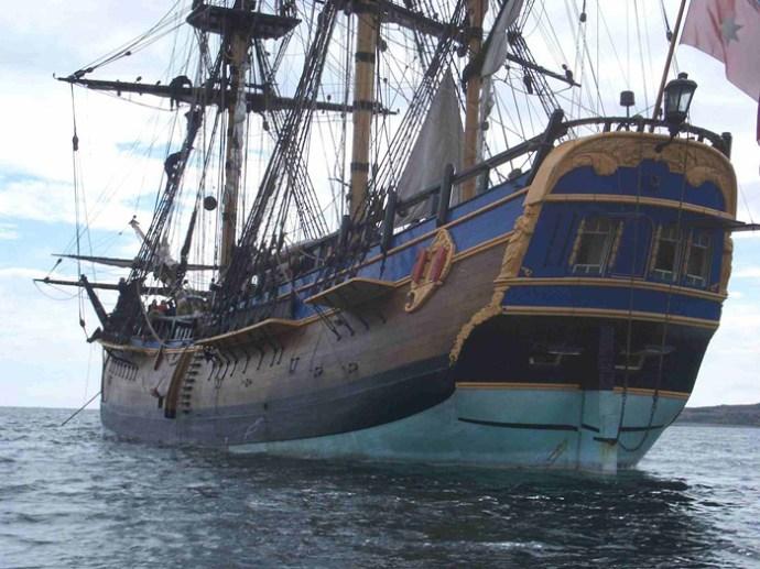 Megtalálhatták Cook kapitány legendás hajójának roncsát
