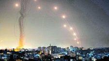 Szerda este újabb rakétazápor zúdult Izraelre