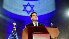 Az izraeli különmegbízott Alaszkában utazott, hogy létre hozzon egy Irán-ellenes együttműködést