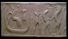 Az óbabiloni Vízözön-történet