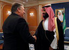 Szaúd-Arábia furcsa időzítéssel utalt egy nagyobb összeget az USA-nak