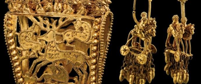 A kaukázusi Selyemút aranyai